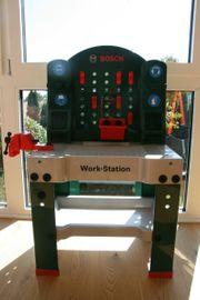 Kinderwerkstatt BOSCH Workstation