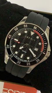 ESPRIT ES108831002 Herren Armbanduhr Datum