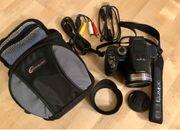 Panasonic Lumix DMC-FZ45 - Digicam - Bridgekamera