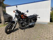 Verkaufe Honda CBX 650 E