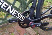 Genesis Carbon Disc Rennrad - 55