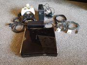 Xbox 360 Slim Komplettpaket