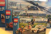 Lego City Set 60042 60046