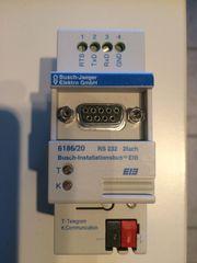 Busch KNX Schnittstelle RS232