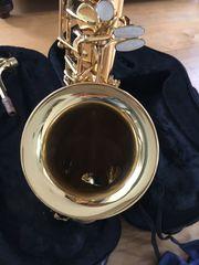 Altsaxophon extrem leicht Ideal für