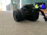 Canon EOS 650D Spiegelreflex