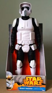 Verkaufe Star Wars Scout Trooper