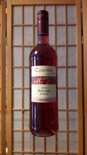Wein Caspari Rotling feinherb 2016