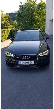 Audi A3 sportback quattro pano