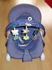 Chicco Babywippe HOOPLA blau