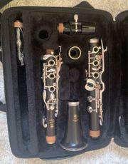 Yamaha Klarinette
