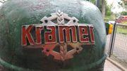 Traktor KRAMER KL11 schöner 1-Zylinder