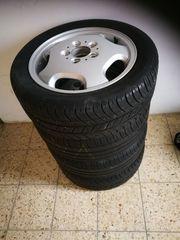 Rarität Michelin A-Klasse W168 ALU-Räder