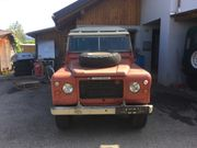 landrover serie 3 stage one