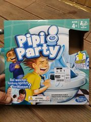 Kinderspiel Pipi Party