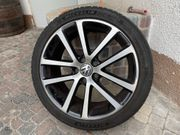 Kompletträder Original VW Sommerreifen Michelin