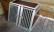 Hundebox von Schmidt Doppelbox TOP