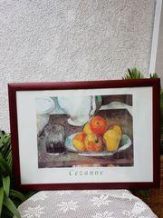 Stimmungsvolles Stilleben von Cezanne