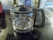 Krupps Kaffeekanne - Glaskanne