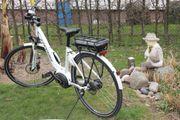 E-Bike Stevens E-Courier mit tiefem