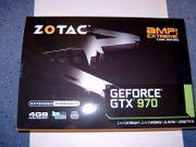 1 Grafikkarte Zotac GTX 970