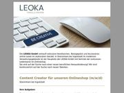 Content Creator für unseren Onlineshop