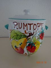 Rumtopf - Neuwertig