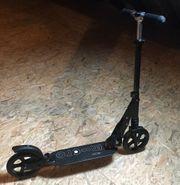 Scooter Micro Suspension schwarz