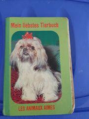 Kinderbuch Mein liebstes Tierbuch