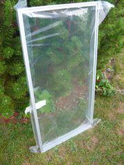 Fenster Aluminiumrahmen mit Glas ca