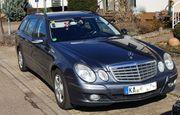 Mercedes E220 Diesel Kombi Elegance