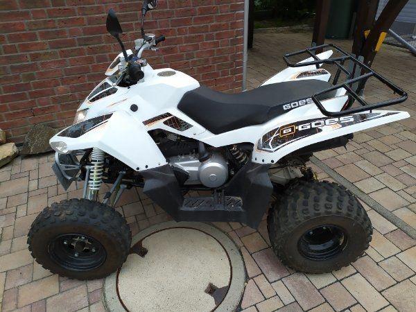 Quad ATV Goes 300S Triton