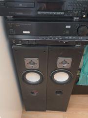 CD Sound system Anlage