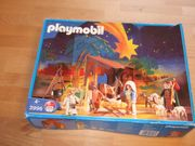 Playmobil Weihnachtskrippe