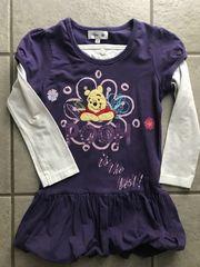 Disney Winnie Pooh lila weiß
