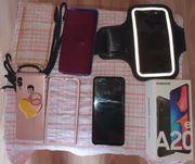 1 Samsung Galaxy A20e und