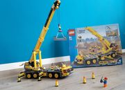 Lego City 7249 Baukran Top