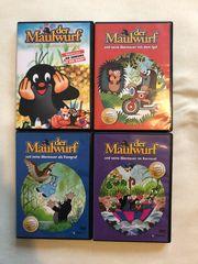 4 DVDs Maulwurf