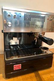 Quickmill Espressomaschibe - Siebträger mit integriertem