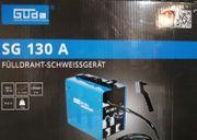 Fülldraht-Schweissgerät SG 130 A