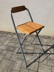 Klappbarer Barhocker Dennis Ikea aus