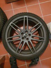 4 Audi Orig felgen 7