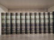Brockhaus Enzyklopädie 18 Bände inkl