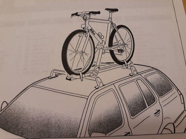 dachgep cktr ger fahrradhalter f r audi a4 in vaterstetten fahrrad dachgep cktr ger. Black Bedroom Furniture Sets. Home Design Ideas