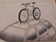 Dachgepäckträger Fahrradhalter für Audi A4