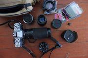 Minolta XG1 - Objektive Zubehör Kamera
