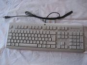 Tastatur HP KUS1206 USB Anschluss