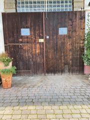 Garage oder Scheune gesucht