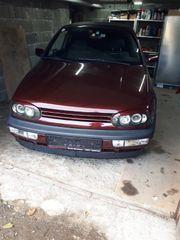 Vw Golf 3 Cabrio 2