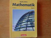 Mathematik Sekundarstufe II Allgemeine Ausgabe